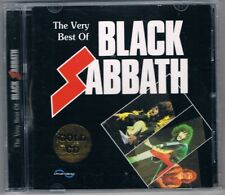 Black Sabbath ‎– The Very Best Of Black Sabbath (gold cd version)
