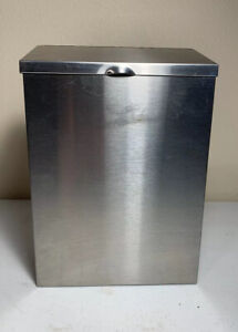 Bobrick Stainless Steel Sanitary Napkin Receptacle