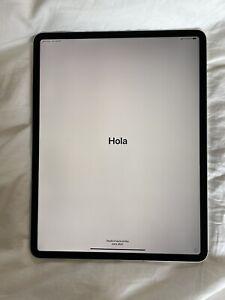 Apple iPad Pro 12.9'' 4th Gen. 1TB, Wi-Fi +Cellular Silver Unlocked