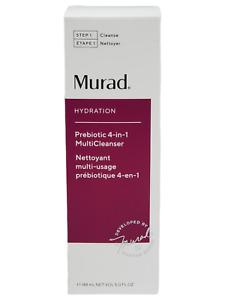 Murad Hydration Prebiotic 4-in-1 MultiCleanser 5 oz Full Size Fresh