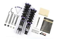 D2 Racing For 03-08 Acura TSX RS Series 36-Step Adjustable Coilover Suspension