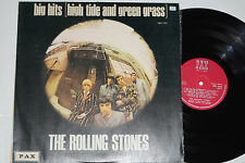 THE ROLLING STONES -Big Hits (High Tide And Green Grass)- LP Israel Pressung