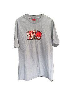 Spitfire t shirt (read description)