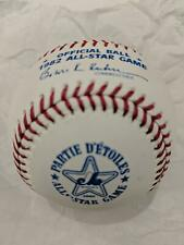 Official 1982 Rawlings ALL STAR Game Baseball  MONTREAL, CANADA