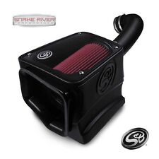 S&B COLD AIR INTAKE 14-17 CHEVY SILVERADO GMC SIERRA 1500 5.3L 6.2L OILED FILTER