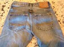 Mens 27 X 28 American Eagle Slim Straight Jeans 100% cotton Worn Once Like New