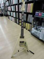 IBANEZ ROCKET ROLLⅡ White Rare Electric Guitar Shipping From JAPAN