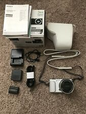 Sony Alpha NEX-3NL 16.1MP Digital Camera - White (Kit w/ E PZ OSS 16-50mm Lens)