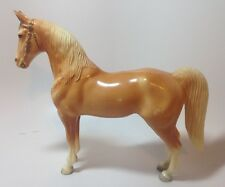 Breyer Traditional Western Horse Glossy Palomino 57 1950's Early Trigger