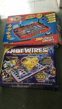 John Adams  Hot Wires Educational Toy & Tronex 200+Crazy Circuits