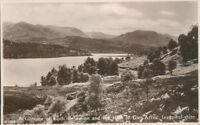 Loch Beneveian Glen Affaric Hills  Inverness-shire  Real Photo J.B White