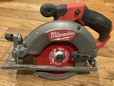 Milwaukee M12 FUEL Cordless Circular Saw 2530-20 Tool Only