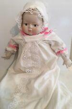 Beautiful handmade porcelain baby doll