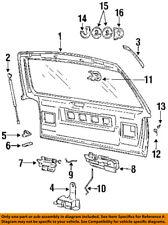 Jeep CHRYSLER OEM 97-98 Grand Cherokee Liftgate-Lock 4883254