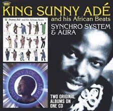 King Sunny Ade - Synchro System - Aura (NEW CD)