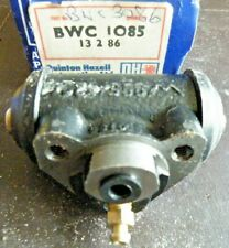 BWC1085 BWC3086 New Front Wheel Cylinder Fiat 126 500R 1965 on
