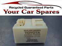 Toyota Starlet Light Reminder Relay 96-99 Mk5