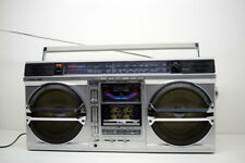 Vintage Ghettoblaster SHARP GF- 9000H Setreo Radiorekorder Boombox Top Zustand