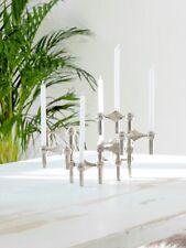 More details for stoff nagel candle holder pair