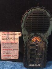 Cass Creek Gobbler Turkey Caller 5 Calls Yelp,Purr,Fighting,Gobble ,Flydown