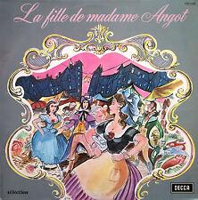 La Fille De Madame Angot Charles Lecocq 1958 Decca 100.095 Stereo