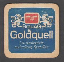 Alter BD , Bierdeckel ,Coaster , BRAUAG Bier , Goldquell , Österreich
