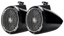 "PM2652W-B  ROCKFORD FOSGATE / MARINE-POWERSPORTS 6.5"" WAKEBOARD TOWER SPEAKERS"