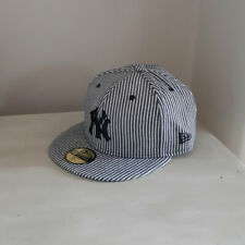 New York Yankees 59FIFTY Cooperstown MLB Fitted Baseball Cap - size 7 1/4
