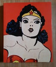 Wonder Woman : Complete History by Les Daniels and Chip Kidd (2000, Hardcover)