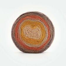 Earth Mother Glitter Cake 150g Silver Sparkle Yarn wool crochet knitting DK
