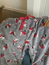 Fleece Frenchie PJ BottomsSize large