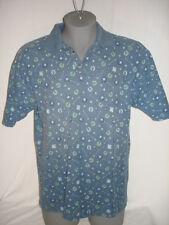 Players by Van Heusen Golf Shirt Men's XL Slate Blue