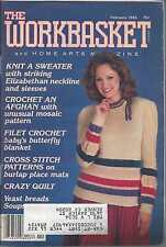 The Workbasket Knit/Crochet and Craft Magazine Feb 1983