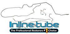 Regular Steel Brake Line Set Complete 64-81 Camaro Firebird Nova Usa Made Lines