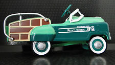 Pedal Car Woody A Ford Wagon 1940s Woodie Hot T Rod Vintage Classic Midget Model