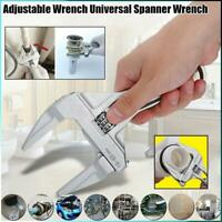 Mini Adjustable Spanner Wrench Short Shank Large Openings Ultra Thin 16-68mm Hot