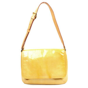 LOUIS VUITTON Shoulder Bag Louis Vuitton Thompson Street Yellow M91008 M91008