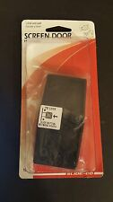Slide-Co Latch and Pull Screen Door Hardware 121327