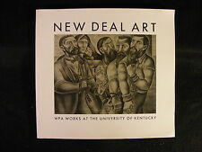 New Deal Art by Harriet W. Fowler (Softcover, 1985)