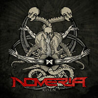 NOVERIA - Risen - CD DIGIPACK