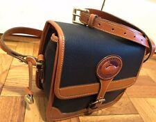 Dooney /& Bourke Crossbody Clutch Python Emb Leather Taupe