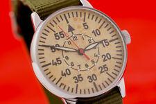 Ex Rare Vintage MILITARY style WAR2 WW2 wrist watch Pilot's LACO by Rocket