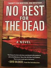 No Rest for the Dead by Andrew Gulli, Sandra Brown, Lisa Scottoline etc. 2011 HC