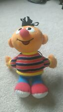 """2002 FISHER PRICE SESAME STREET ERNIE PLUSH COLLECTIBLE TOY RARE 2243GT 10"""""""