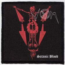 VON PATCH / SPEED-THRASH-BLACK-DEATH METAL
