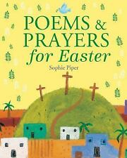 Poems & Prayers for Easter (Hardback or Cased Book)