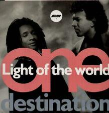 """LIGHT OF THE WORLD Destination  12"""" Ps, 3 Tracks Nomad/Gold Mine/Canvey Island D"""