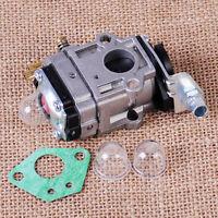 15mm Carburetor Carb Gasket Set Fit 43cc 49cc 2 Stroke Mini Pocket Dirt Bike ATV