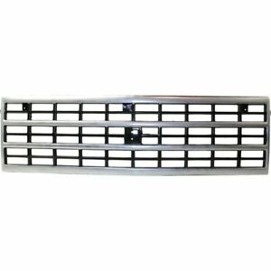 New For Chevrolet Blazer R1500 Suburban Fits 1989-1991 Grille GM1200203 15628797