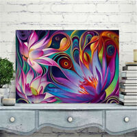 DIY Colorful 5D Full Diamond Painting Embroidery Cross Crafts Stitch Home